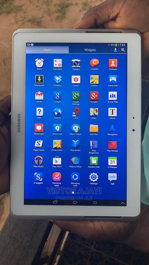 Samsung Galaxy Tab 3 10.1 P5210 16 GB White | Tablets for sale in Lagos State, Ikorodu