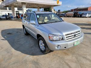 Toyota Highlander 2006 V6 4x4 Silver   Cars for sale in Lagos State, Isolo