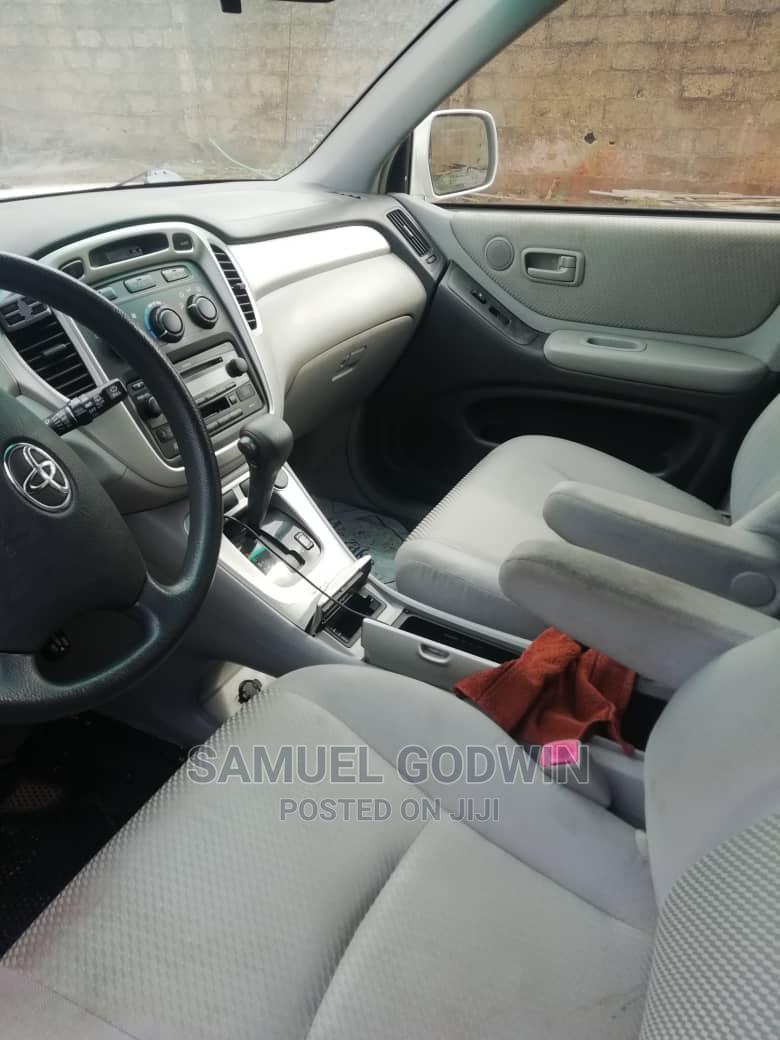 Toyota Highlander 2006 Limited V6 4x4 Gray | Cars for sale in Ondo / Ondo State, Ondo State, Nigeria