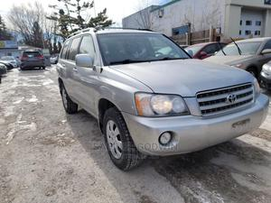 Toyota Highlander 2006 Limited V6 4x4 Gray | Cars for sale in Ondo State, Ondo / Ondo State