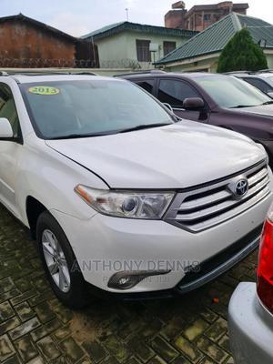 Toyota Highlander 2013 SE 3.5L 2WD White   Cars for sale in Lagos State, Ilupeju