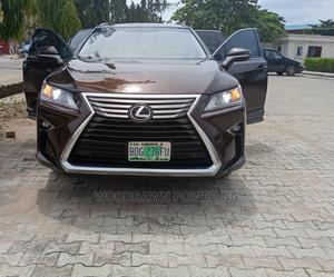 Lexus RX 2016 350 AWD Brown   Cars for sale in Lagos State, Agege