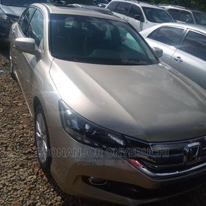 New Honda Accord 2015 Gold | Cars for sale in Abuja (FCT) State, Garki 2