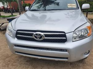 Toyota RAV4 2008 Limited Silver | Cars for sale in Lagos State, Gbagada