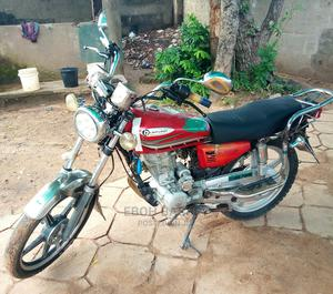 Daylong DGL125-K 2017 Red | Motorcycles & Scooters for sale in Ebonyi State, Afikpo North