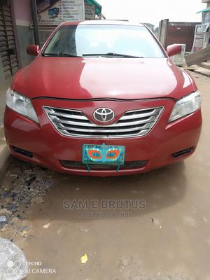 Toyota Camry 2008 Red | Cars for sale in Lagos State, Ikorodu