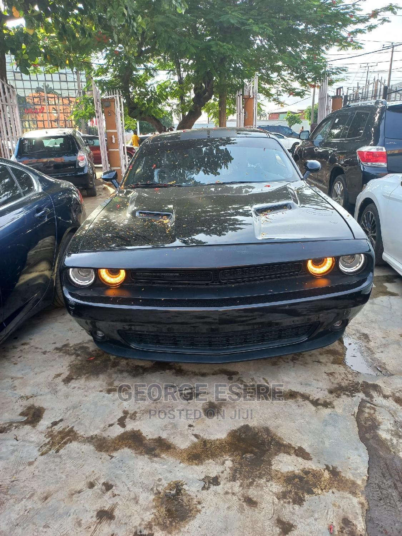 Archive: Dodge Challenger 2018 Black