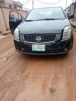 Nissan Sentra 2009 2.0 Black   Cars for sale in Lagos State, Ifako-Ijaiye