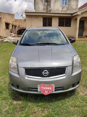 Nissan Sentra 2008 2.0 Gray | Cars for sale in Ekiti State, Ado Ekiti