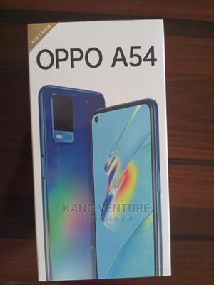 New Oppo A54 64 GB Blue | Mobile Phones for sale in Cross River State, Calabar