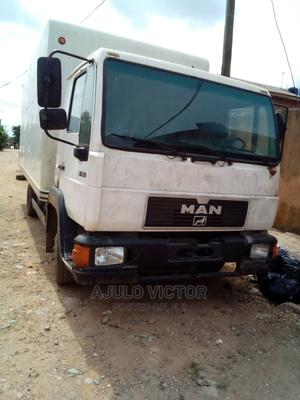 Box Truck Man LE 8.180 German Truck Newly Registered 2014   Trucks & Trailers for sale in Lagos State, Abule Egba