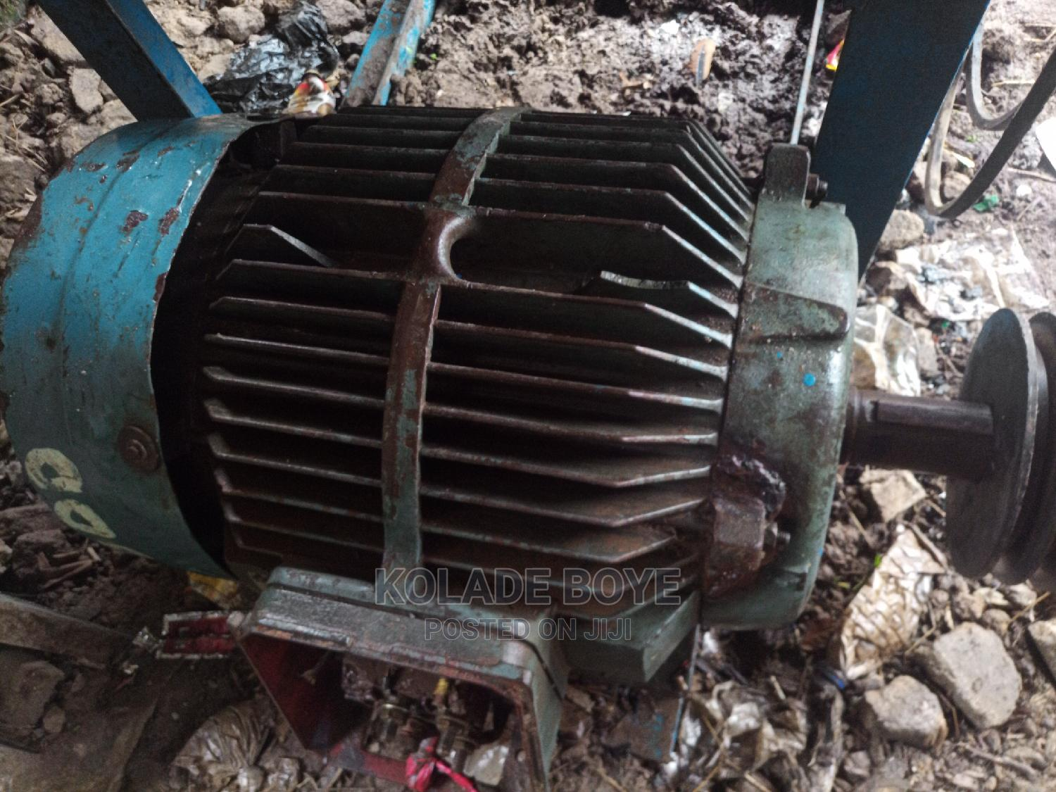 Archive: 50hp Electric Motor