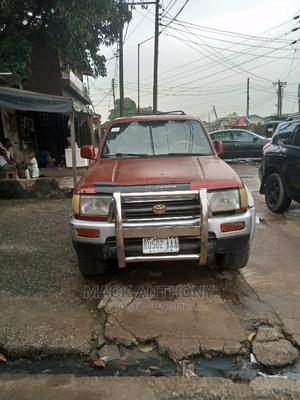 Toyota 4-Runner 1999 Red | Cars for sale in Lagos State, Isolo