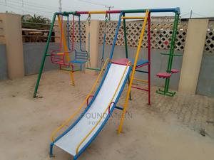 Combination Set (Slide And Swing)   Garden for sale in Lagos State, Yaba