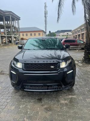 Land Rover Range Rover Evoque 2013 Black   Cars for sale in Lagos State, Ajah