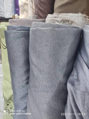 Beautiful Gray Curtain | Home Accessories for sale in Lagos State, Surulere