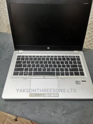 Laptop HP EliteBook Folio 9470M 4GB Intel Core I5 HDD 500GB   Laptops & Computers for sale in Abuja (FCT) State, Wuse