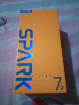 New Tecno Spark 7P 64 GB Blue | Mobile Phones for sale in Rivers State, Oyigbo