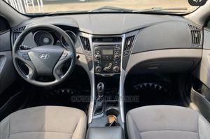 Hyundai Sonata 2012 Gray | Cars for sale in Lagos State, Kosofe