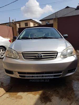 Toyota Corolla 2003 Sedan Gray | Cars for sale in Edo State, Benin City