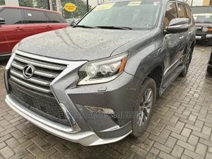Lexus GX 2017 460 Base Gray | Cars for sale in Lagos State, Ogudu