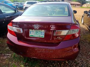 New Honda Civic 2012 1.4 3 Door Red | Cars for sale in Abuja (FCT) State, Central Business Dis