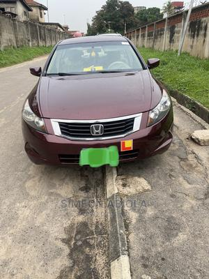 Honda Accord 2009 2.0 I-Vtec Automatic Brown | Cars for sale in Lagos State, Surulere