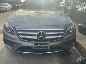 Mercedes-Benz E300 2017 Gray   Cars for sale in Lagos State, Surulere