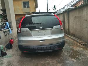 Honda CR-V 2013 Silver | Cars for sale in Lagos State, Ikeja