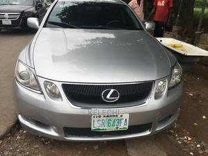 Lexus GS 2006 300 Automatic Silver | Cars for sale in Lagos State, Ikeja