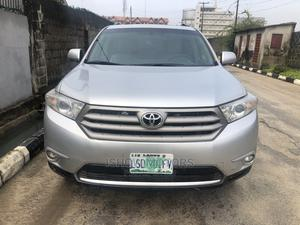 Toyota Highlander 2013 Limited 3.5l 4WD Silver   Cars for sale in Lagos State, Surulere