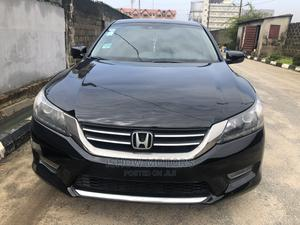 Honda Accord 2013 Black   Cars for sale in Lagos State, Surulere