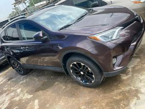 Toyota RAV4 2018 Purple   Cars for sale in Lagos State, Maryland