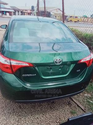 Toyota Corolla 2015 Green | Cars for sale in Lagos State, Ojo