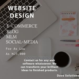 Web Design Services | Computer & IT Services for sale in Lagos State, Ikeja