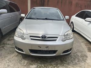 Toyota Corolla 2005 Liftback Silver | Cars for sale in Lagos State, Ogba