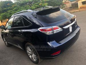 Lexus RX 2013 Blue | Cars for sale in Abuja (FCT) State, Kubwa