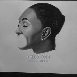 Pencil Drawing   Arts & Crafts for sale in Lagos State, Maryland