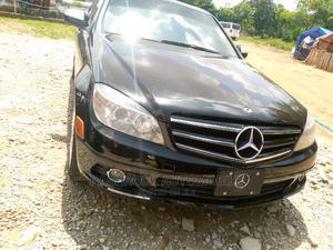Mercedes-Benz C300 2008 Black | Cars for sale in Abuja (FCT) State, Jabi