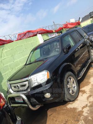 Honda Pilot 2009 Black | Cars for sale in Lagos State, Agege