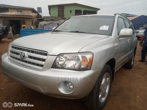Toyota Highlander 2004 Gold   Cars for sale in Lagos State, Alimosho