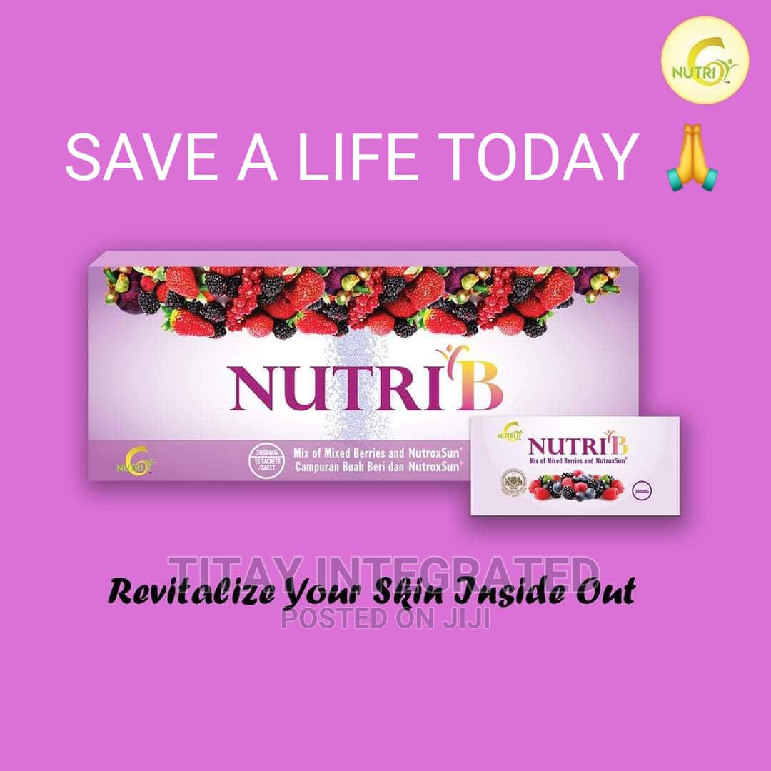 Xpaging Nutri B | Vitamins & Supplements for sale in Isolo, Lagos State, Nigeria