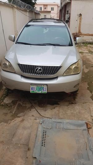 Lexus RX 2008 350 AWD Silver | Cars for sale in Abuja (FCT) State, Gwarinpa