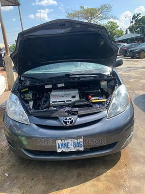 Toyota Sienna 2006 LE AWD Gray | Cars for sale in Lagos State, Ikeja