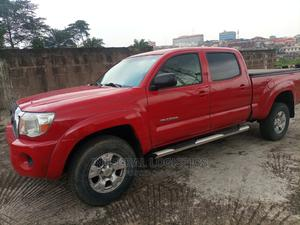 Toyota Tacoma 2006 Red | Cars for sale in Lagos State, Ojodu