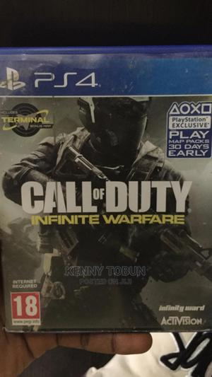 Call of Duty Infinite War | Video Games for sale in Lagos State, Yaba