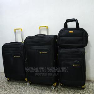 Distributor of Leaderpolo Trolleu Luggage Black Bag | Bags for sale in Lagos State, Ikeja