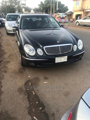 Mercedes-Benz E320 2005 Black | Cars for sale in Plateau State, Jos