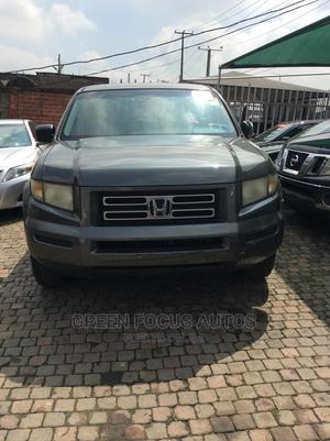 Honda Ridgeline 2007 Gray | Cars for sale in Lagos State, Ojodu