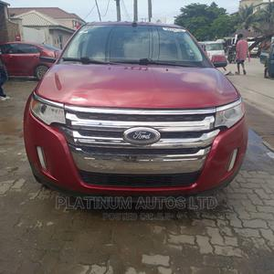 Ford Edge 2013 Red   Cars for sale in Lagos State, Ajah